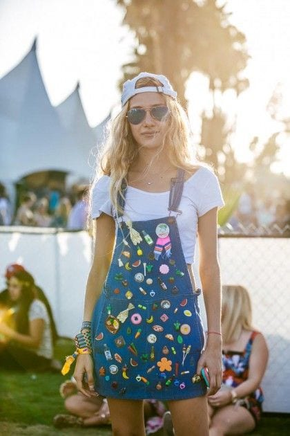 how to wear dungarees for women