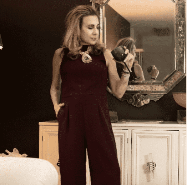 party outfit for women over 50