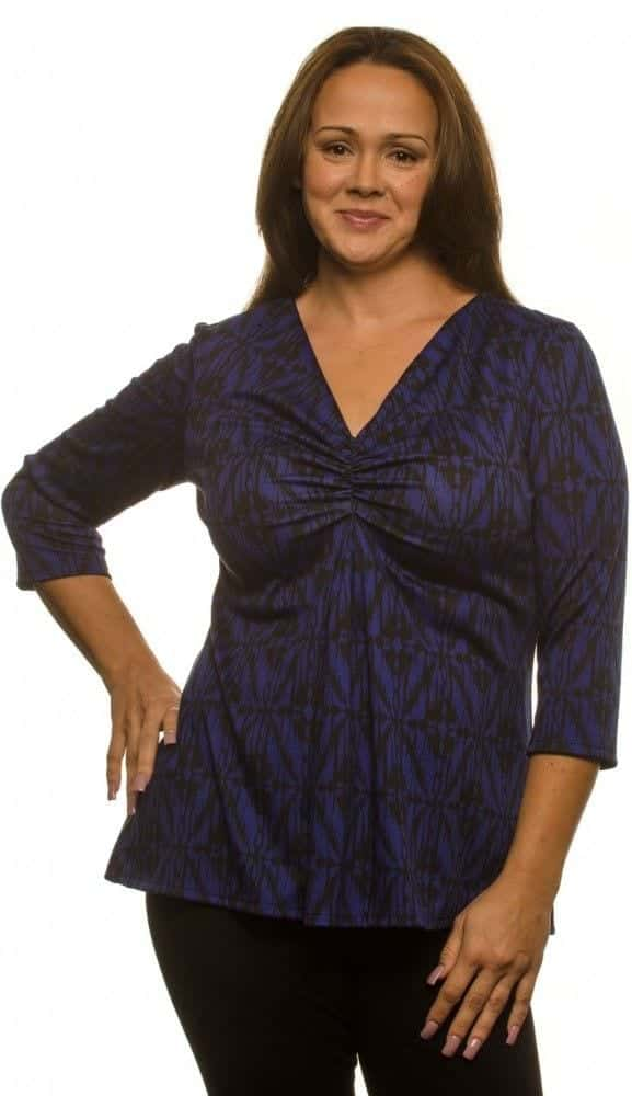 15 Fashion Tips For Plus Size Women Over 50 - Outfit Ideas  Large