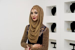 hijab styles for short girls (6)