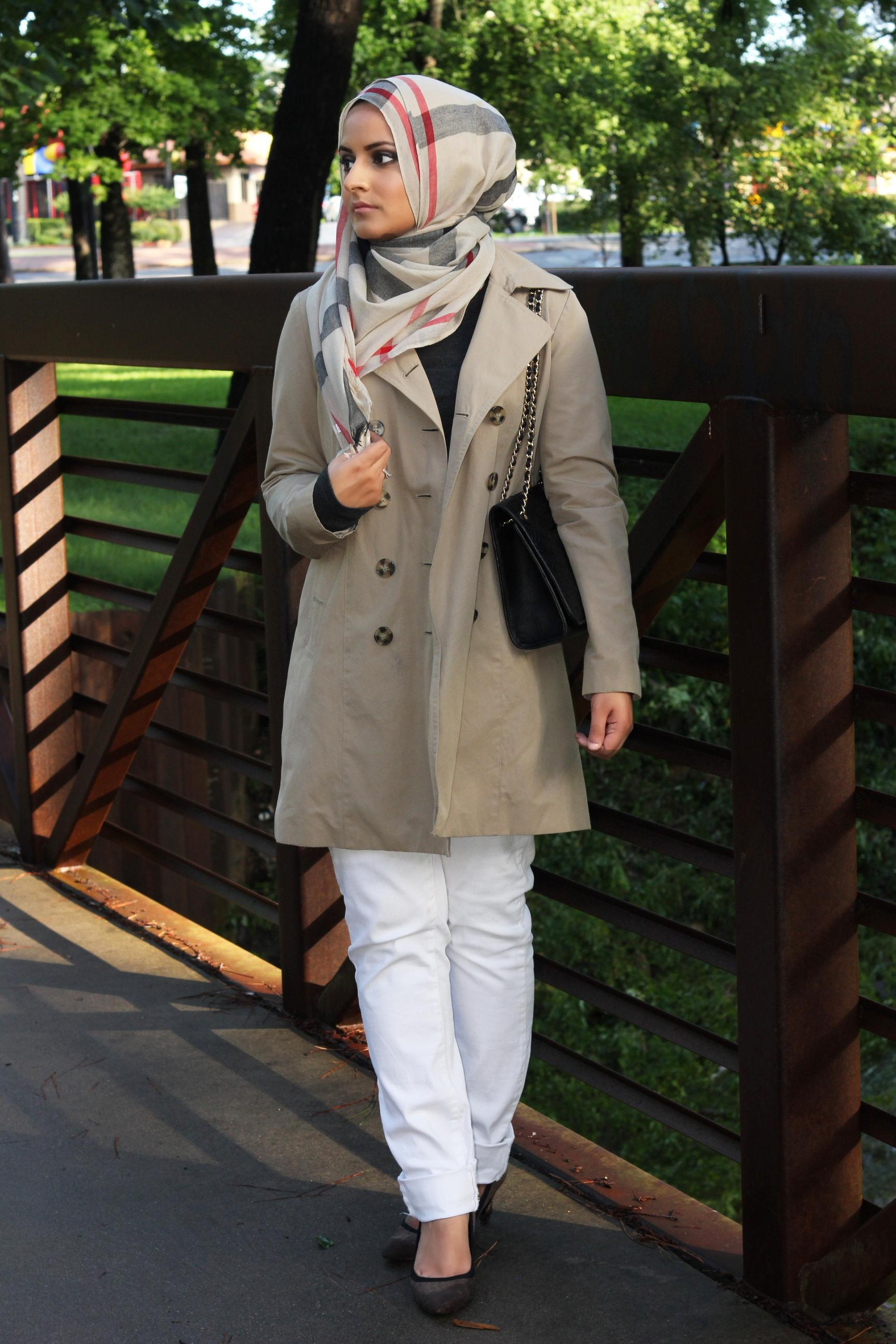 Hijab Outfits for Teenage Girls – 20 Cool Hijab Style Looks foto