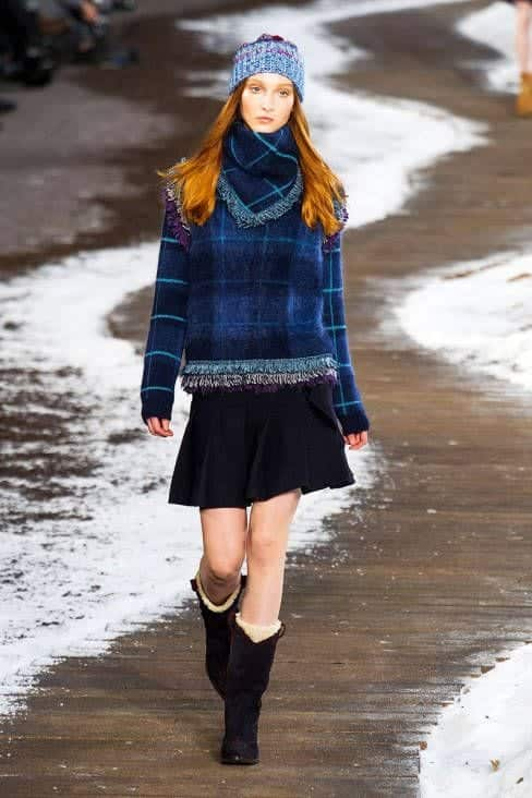 15 winter preppy outfit ideas for women 13