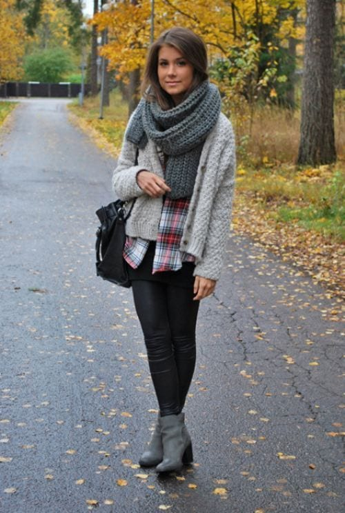 15 winter preppy outfit ideas for women 7