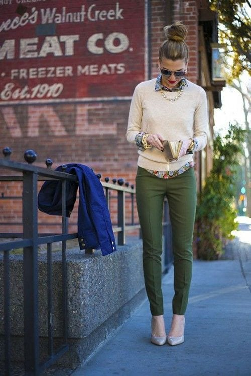 15 winter preppy outfit ideas for women
