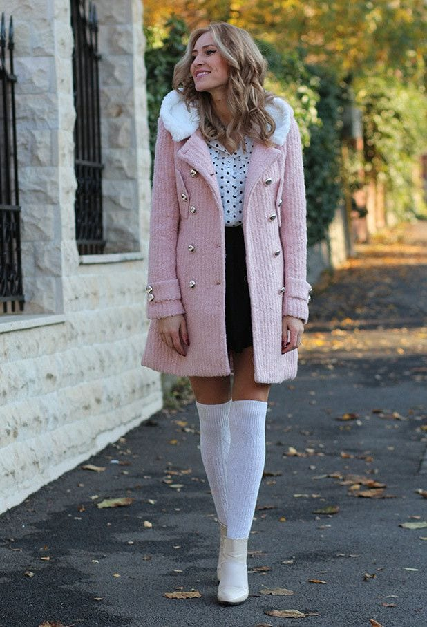 c5a979da01 Preppy Winter Outfits-15 Cute Winter Preppy Dressing Ideas