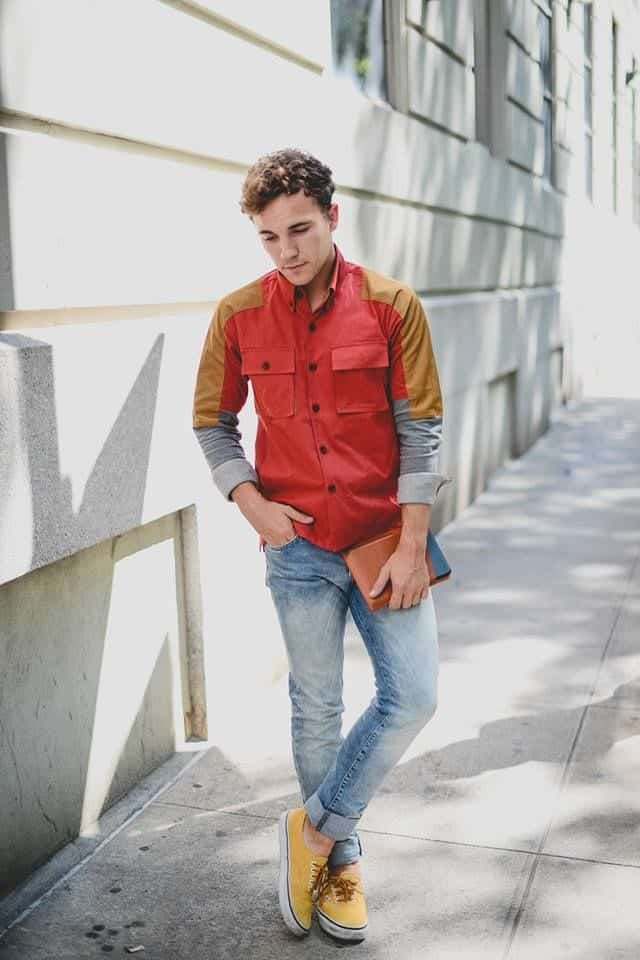 Mens Casual Shoes To Wear With Jeans