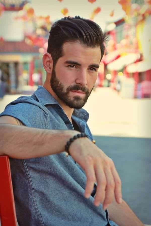 20 preppy hairstyles for men 2