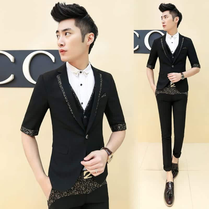 635f951a86e Short Height Guys Fashion-20 Outfits for Short Men for Tall Look