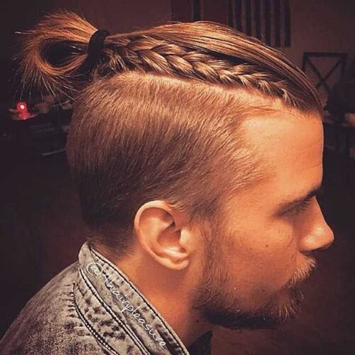 Men Braid Hairstyles 20 New Braided Fashion For