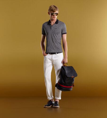 Gucci-mens-short-sleeve-polo-five-pocket-denim-pant-1