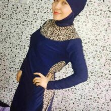 517d68789a982 Beach Hijab Outfits–34 Modest Beach Dresses for Muslim Girls