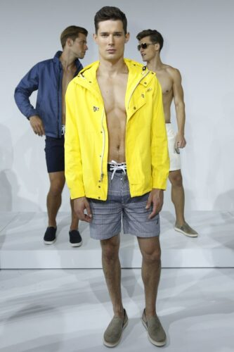 Nautica Men's Spring 2016 Yellow Jacket
