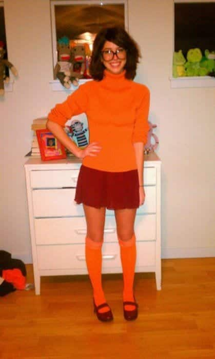 29 nerdy halloween outfit idea