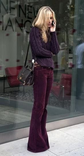 Corduroy Pants Style For Women 16 Outfits For Every Women