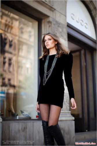 Women All Black Outfits 20 Chic Ways To Wear All Black
