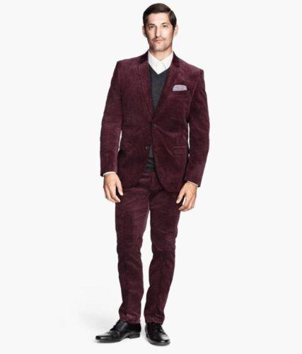 Men Corduroy Pants Outfits
