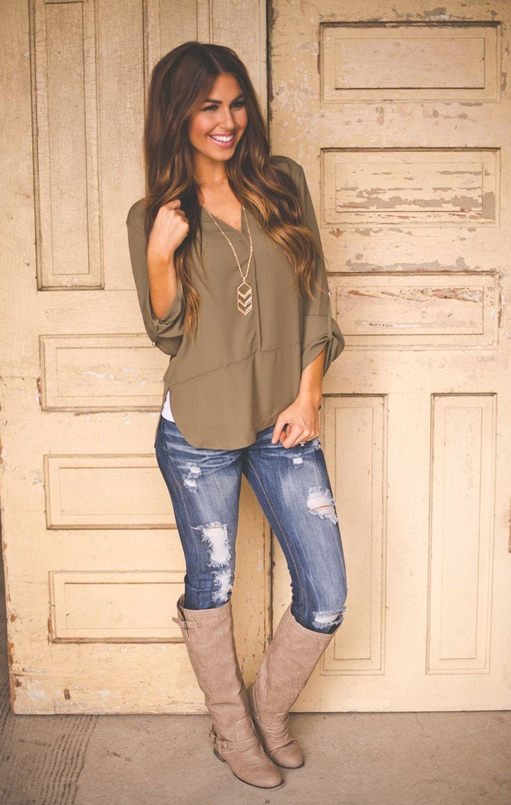 Fall Outfit Ideas-20 Best Fall Clothing Fashion Tips