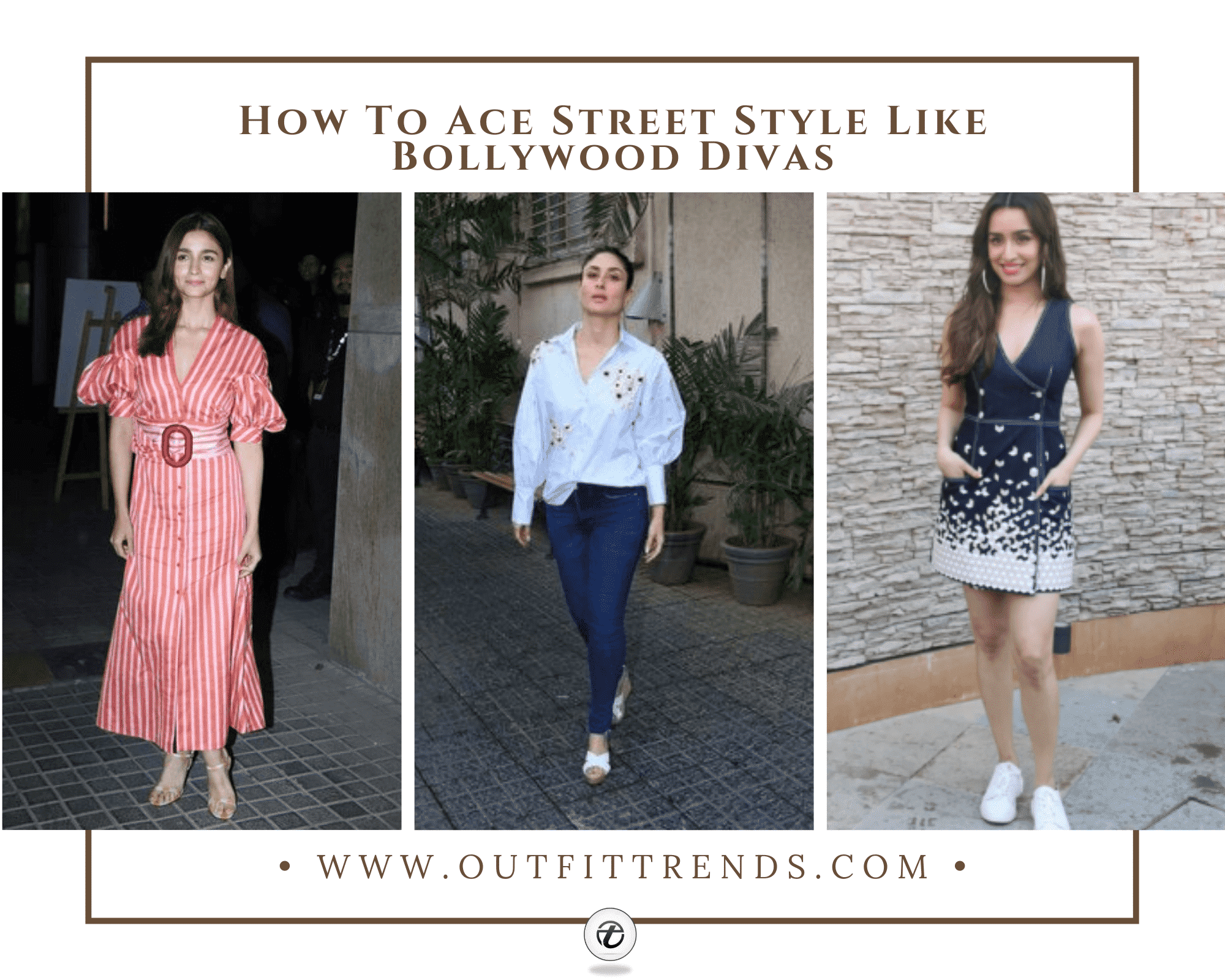 31 Indian Actresses Street Style Fashion Ideas For This Year