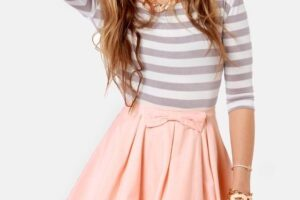 Outfit ideas with Lulu skirts (5)
