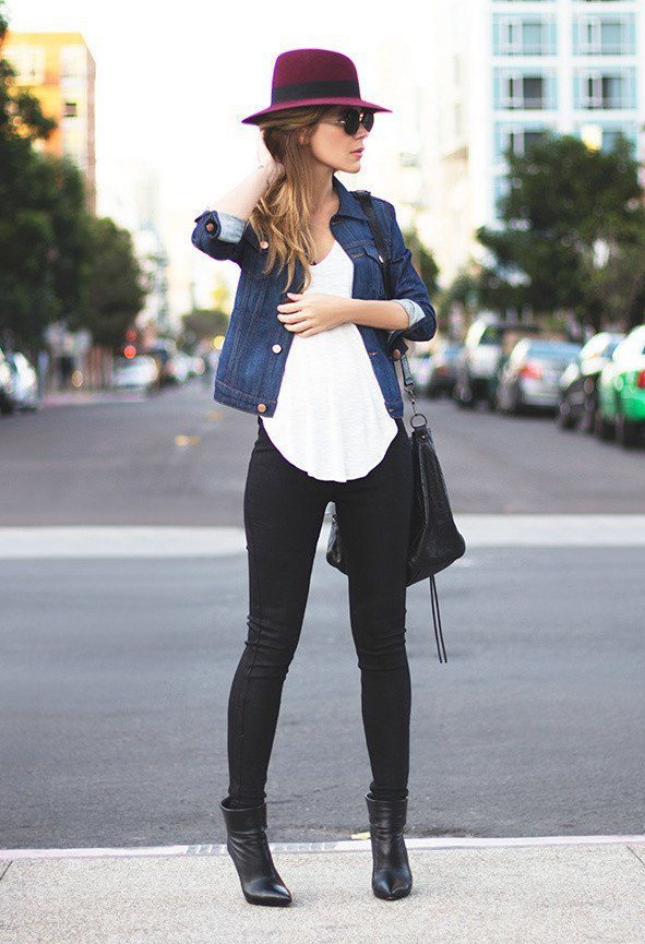 1ee7a646720 College Girl Outfits–30 New Fashion Tips for College Girls