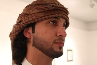 Arabic Beard Styles 21