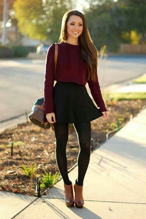 1412c2fb3 College Girl Outfits–30 New Fashion Tips for College Girls
