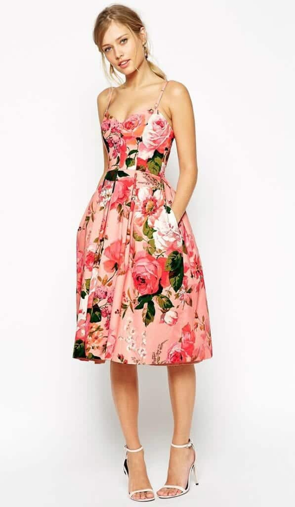 14 Fl Dress For Outdoor Weddings