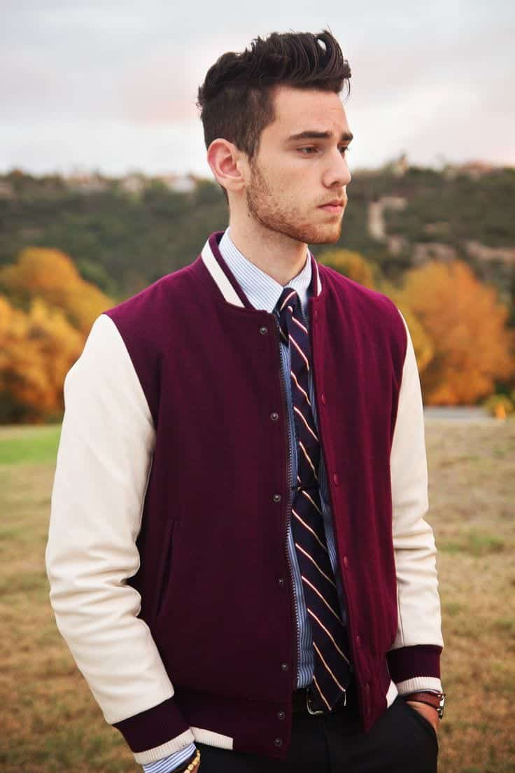 College Guy Outfit-20 Trendy Outfits for College Guys