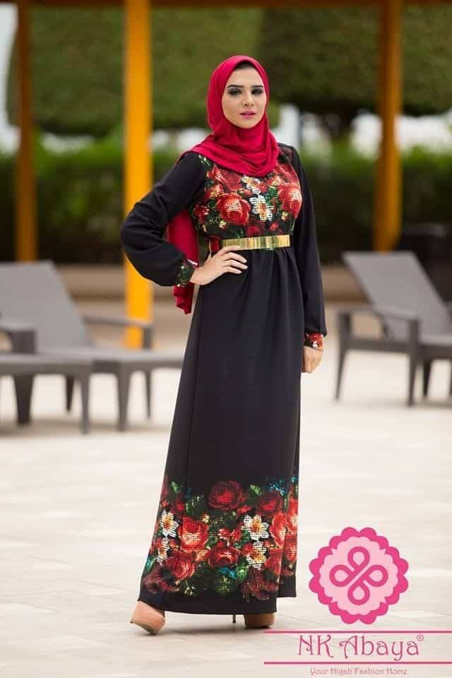 Jilbab fashion ideas for women (9)