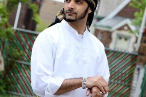 arab sheikh style