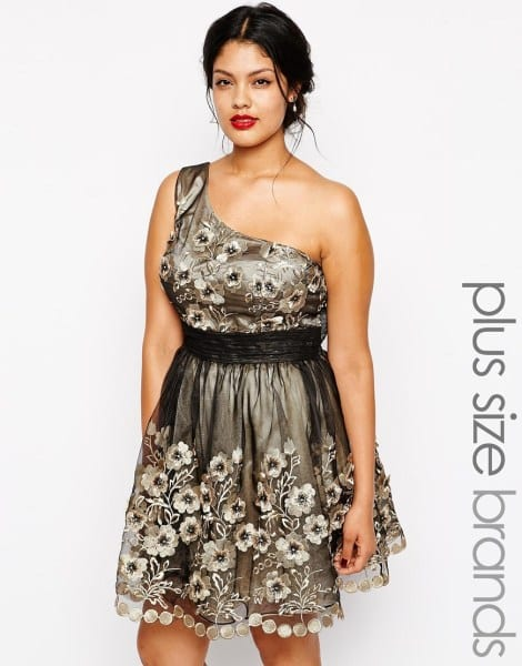 new year dress for plus size girls (8)