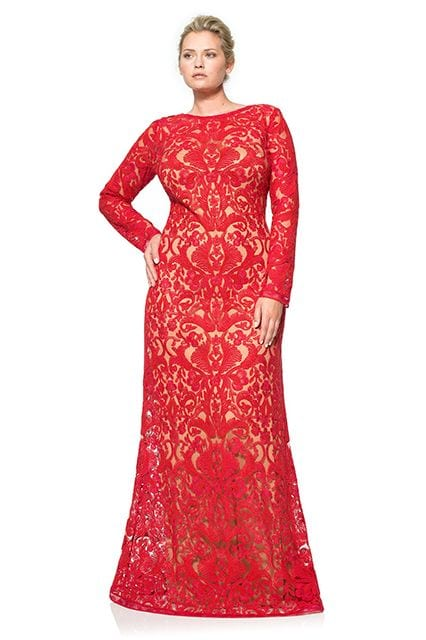 new year dress for plus size girls (2)