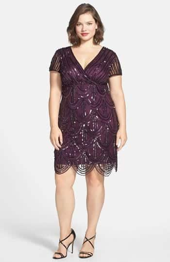 Plus Size New Year\'s Eve Outfit Ideas- 25 dress combinations