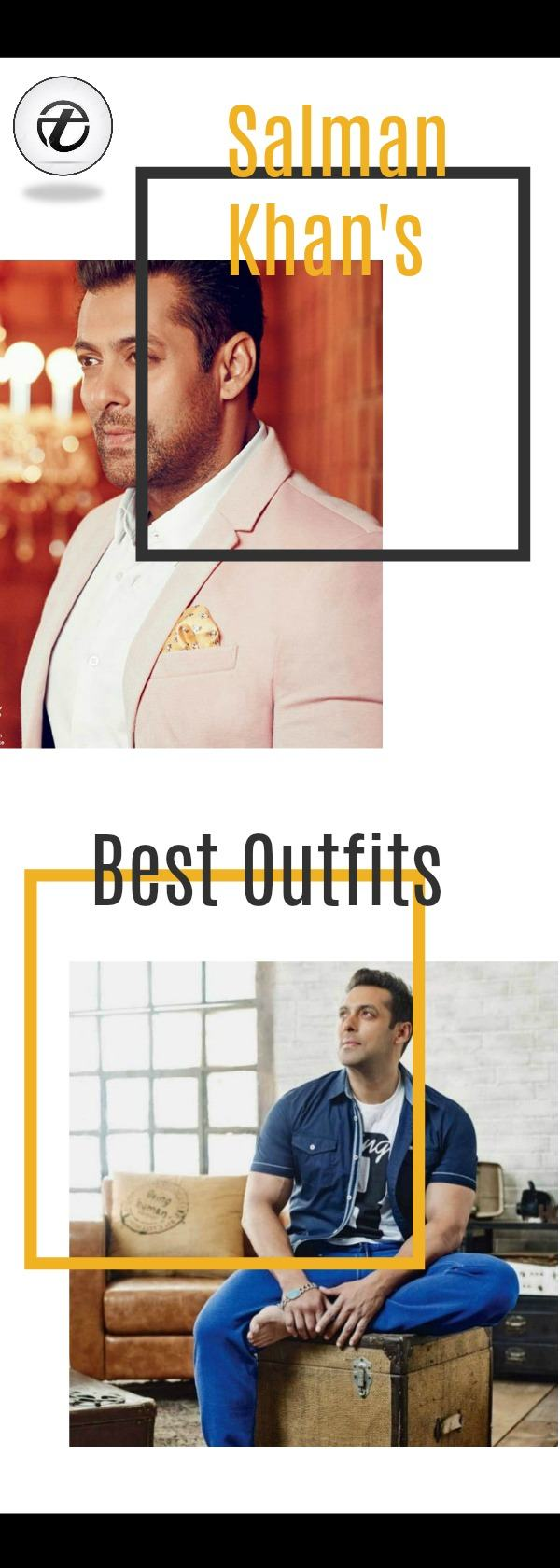 best outfits of salman khan