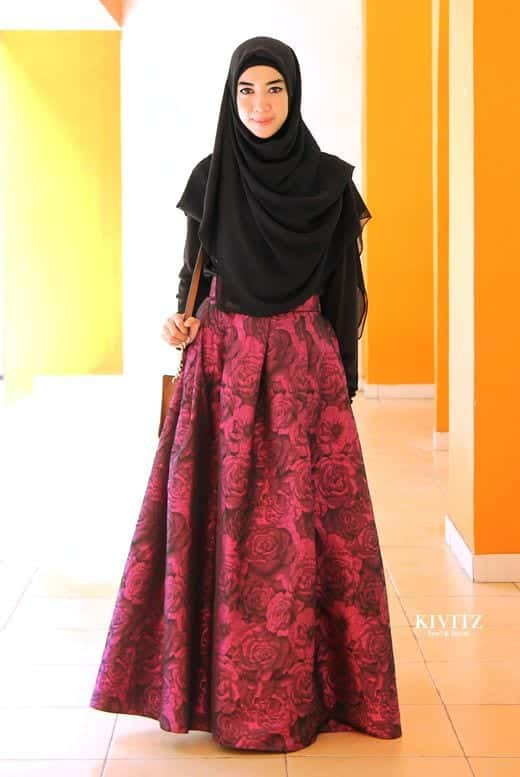 Jilbab fashion ideas for women (21)