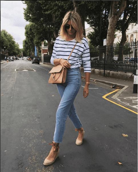 how to wear espadrilles women