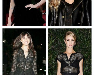 all black girls outfits celebrity style