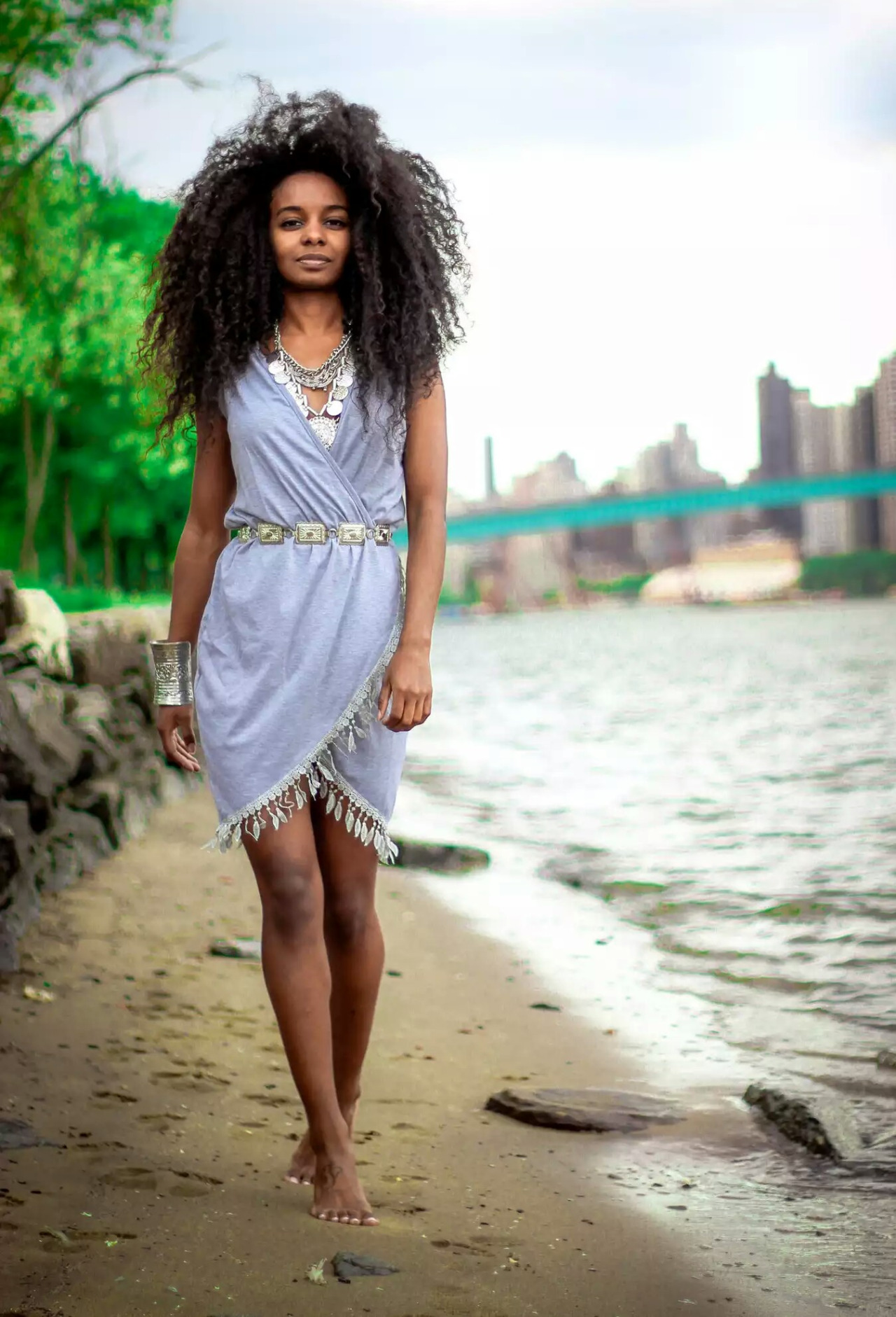 Perfect Beach Outfits For Black Girls This Summer
