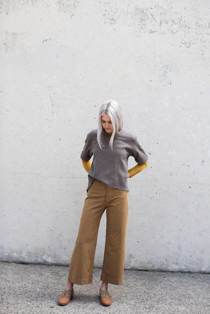 ways to wear sailor pants fashionably 12