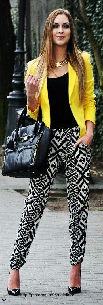 ways to wear sailor pants fashionably 4