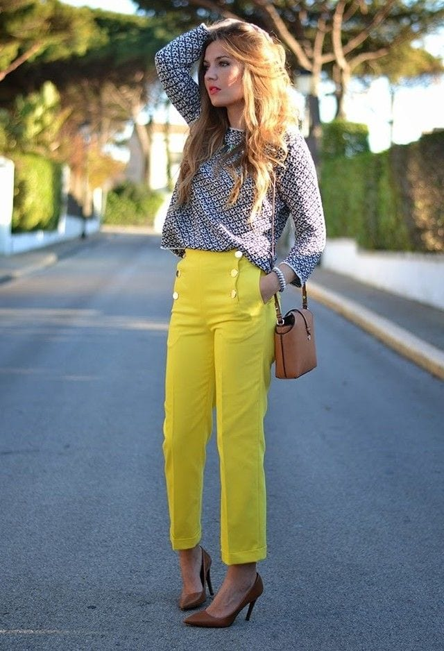 Sailor Pant Outfits 17 Ways To Wear Sailor Pants Fashionably