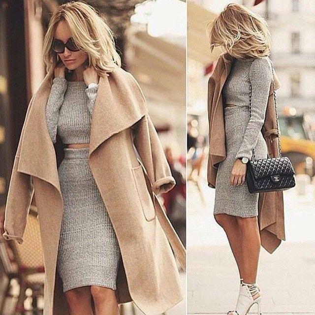 ideas to wear camel coats (6)
