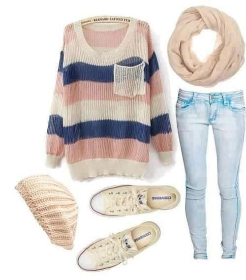 Winter Polyvore Combinations(27)