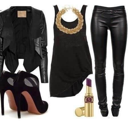 Winter Polyvore Combinations(28)