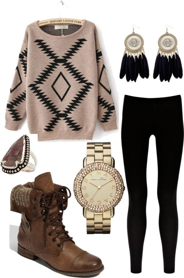 Fall Polyvore Combinations(4)