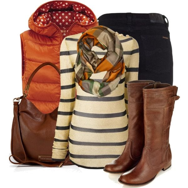 Fall Polyvore Combinations(6)