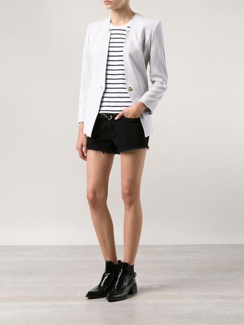 Cute High Waisted Shorts(13)