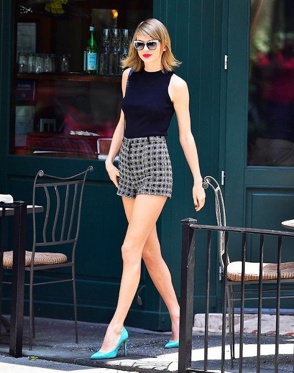Cute High Waisted Shorts