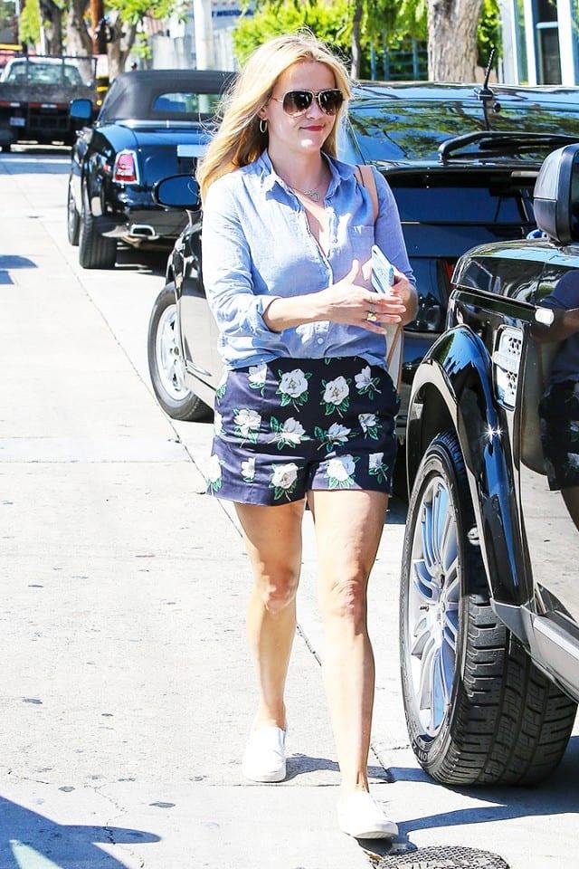 Cute High Waisted Shorts(8)