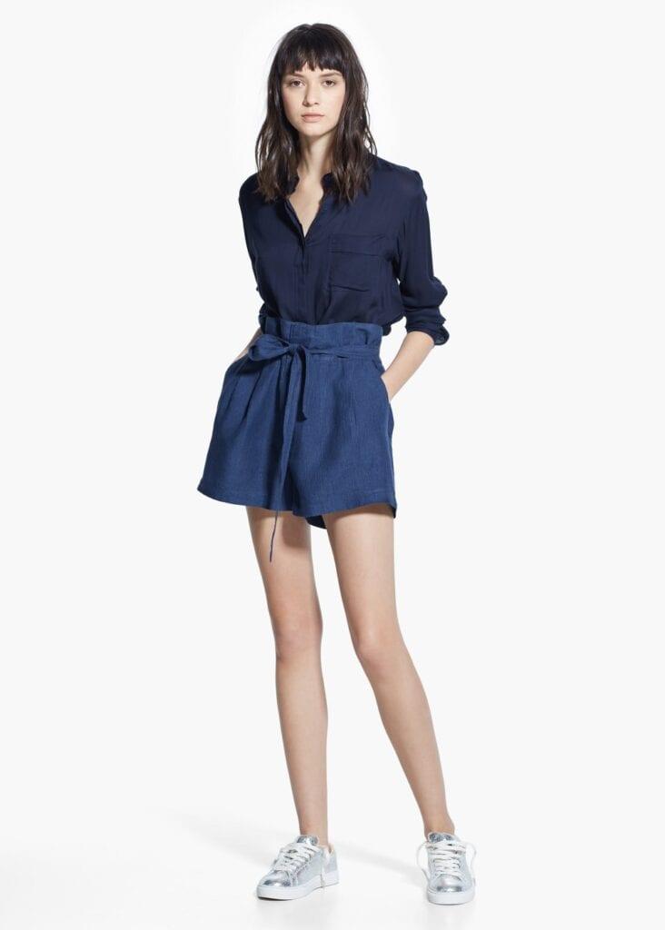 Cute High Waisted Shorts(9)